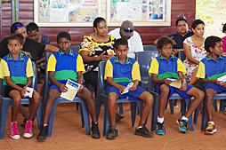 Bamaga Junior Leaders