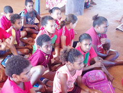 Bamaga Primary Campus Observes Day for Daniel