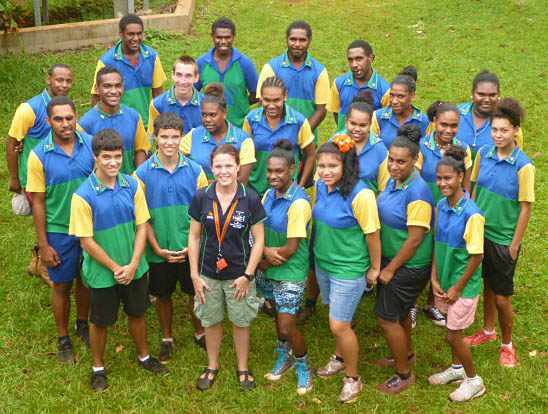 Year 12 off to Flying Start